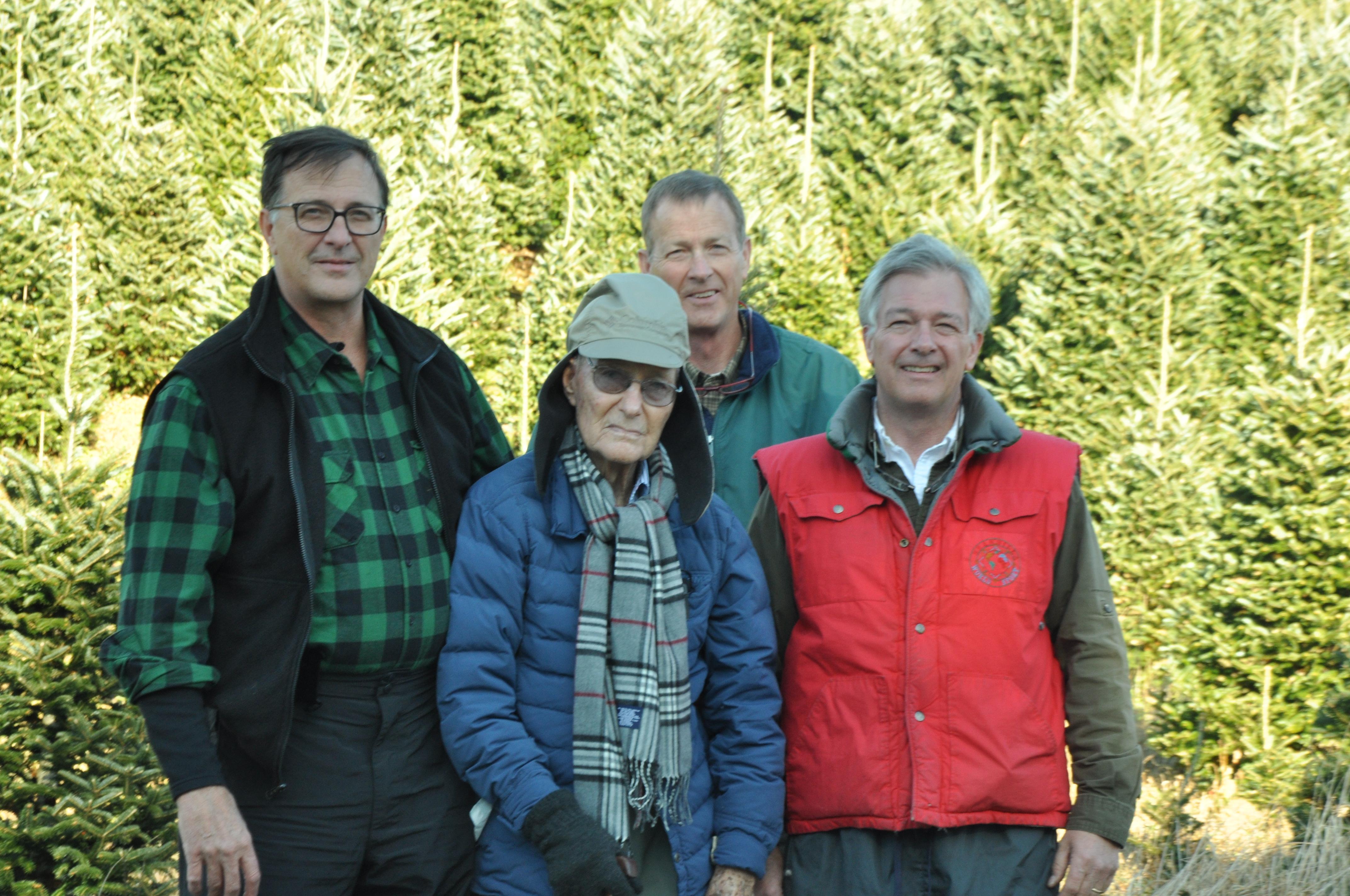 Cartner Christmas Tree Farm   Meet the